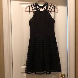 Strappy Black GUESS dress